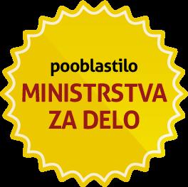 Pooblastilo ministrstva za delo
